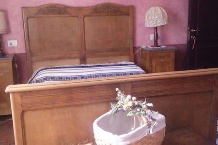 Camera rosa - Parma sala baganza