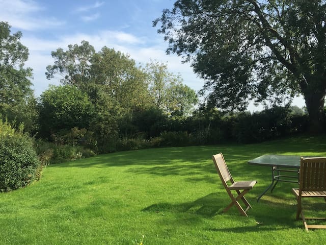 Luxury Rural Retreat. Dogs welcome. - Mattishall - Leilighet