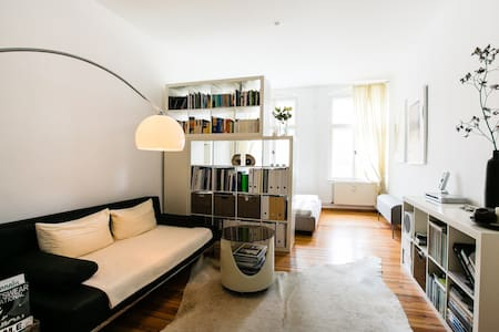 central located nice bright flat - Berlin