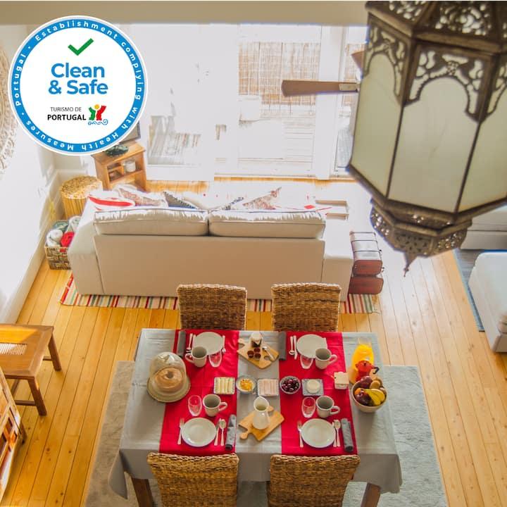 DA'HOME - Oporto LightHouse Apartment