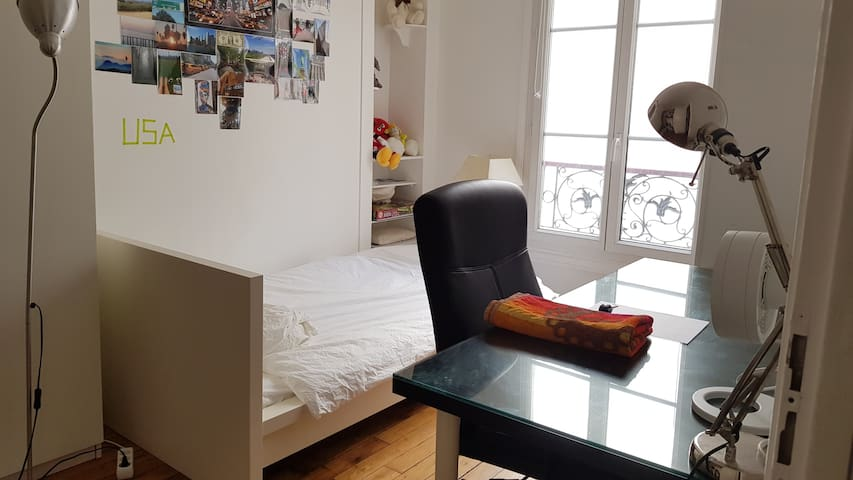 Appartement in the center of Paris