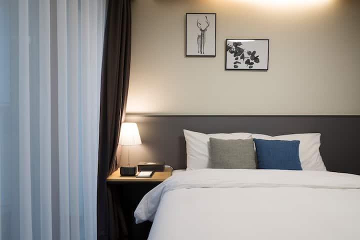 Songtan Hotel- Standard Double2