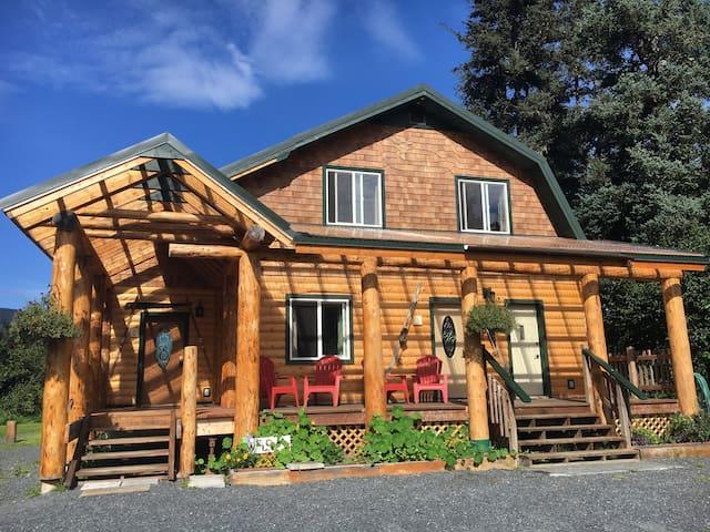 Alaska Lakeside Cottage - Seward - Rumah