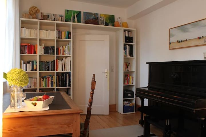Gemütliches Zimmer, 1 - 2 Personen - Darmstadt - Huis