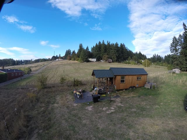 The Mini Mobile Cottage - Wilsonville - Cabaña