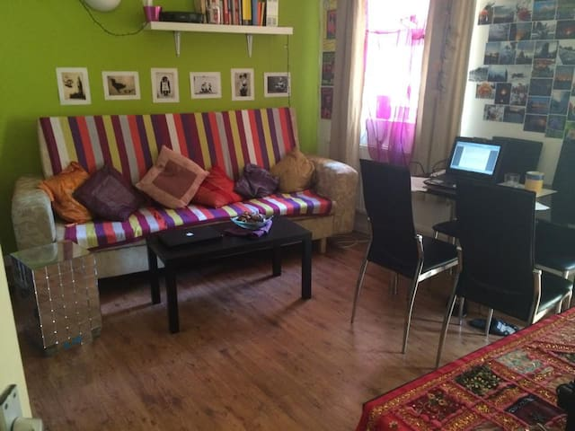 Entire Flat in vibrant Shoreditch!