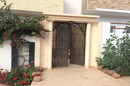 Appart 1 Chamb+Salon RDC - Agadir