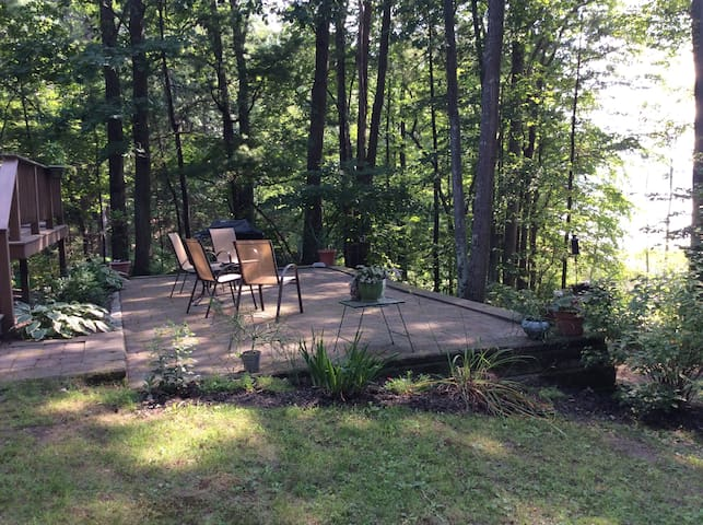 1 BR, private bath, on Maine Coast - Eliot - Rumah