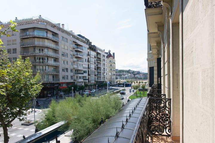 ZIABOGA, confort & location (WIFI) - San Sebastian - Loft