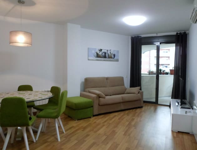 Ideal apartment for family 8 pers. - Cambrils - Huoneisto
