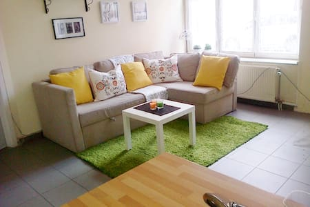 Cosy and Nice studio ideal for a co