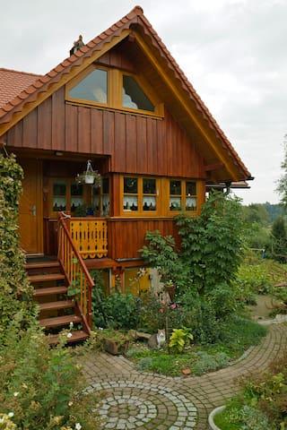 Gästezimmer in Bürken #1 - Rot an der Rot - House