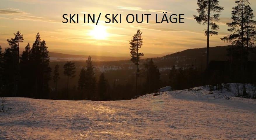 Ski in/ Ski out Idre Fjäll - Älvdalen N - Apartamento