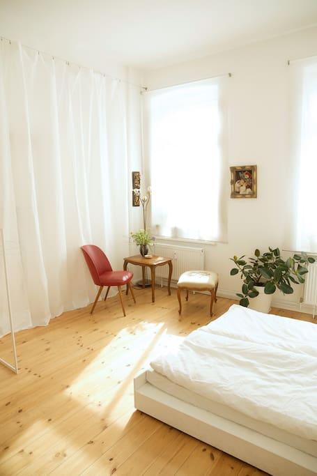 kleine sitzecke//little corner to relax or read...;)