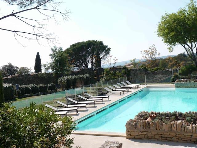 Bastidon de charme Gordes Provence