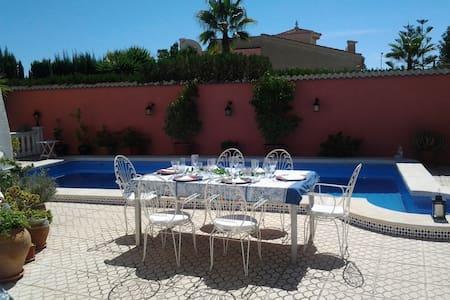 Luxury Andalusian Style Villa - Ciudad Quesada