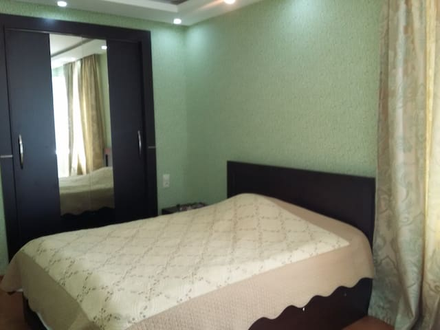 Double room in a homey apartment