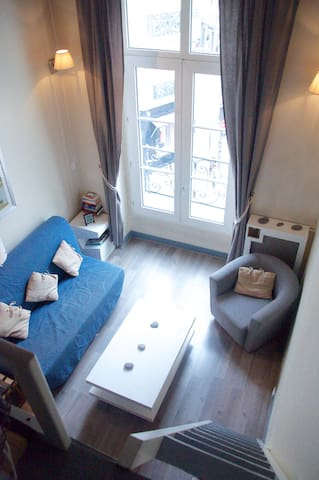 COZY FLAT - Le Marais - PARIS