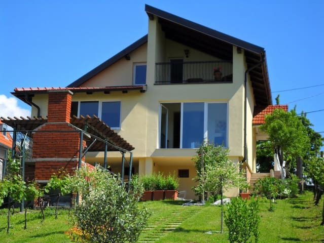 Vineyard Villa VZ Apartments **** - Turcin - Pis