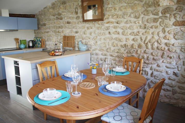 Lavender Cottage - Neuville-Bosc - House