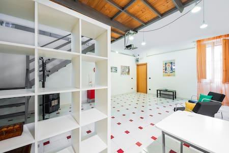 Loft al centro storico di Sarno. - Sarno