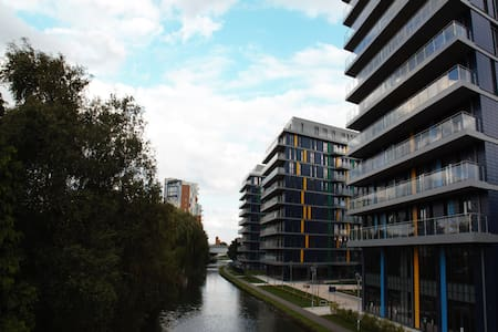 Luxury New 2 Bed Apartment Wembley - Wembley - Apartment