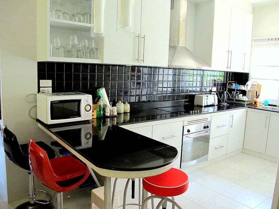Modern style kitchen European Style! With all you need.