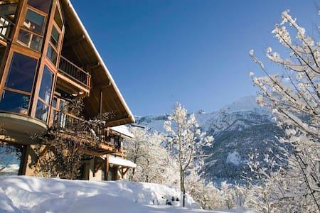 les Alpes, le chalet de Marie, belle vue, calme - Vallouise