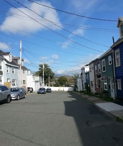 Affordable Newfoundland Rowhouse - Saint John's
