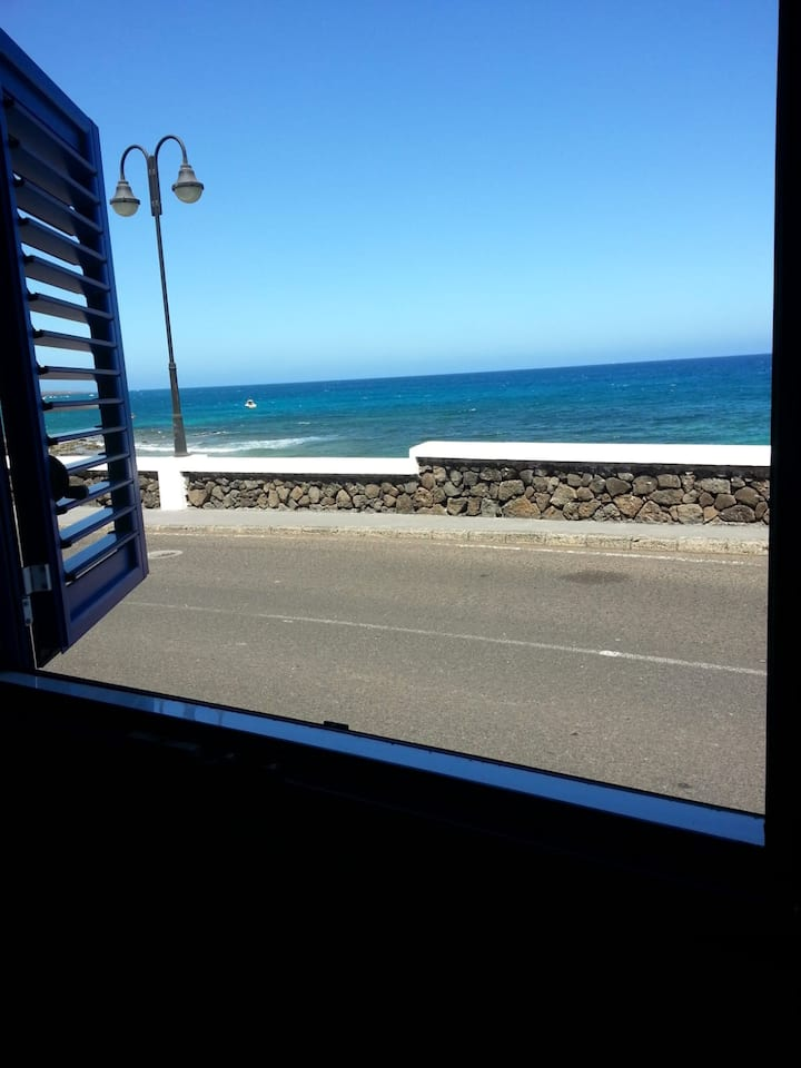 """Holiday Apartment """"Callao Beach 4"""" with Sea View & Wi-Fi; Pets Allowed"""