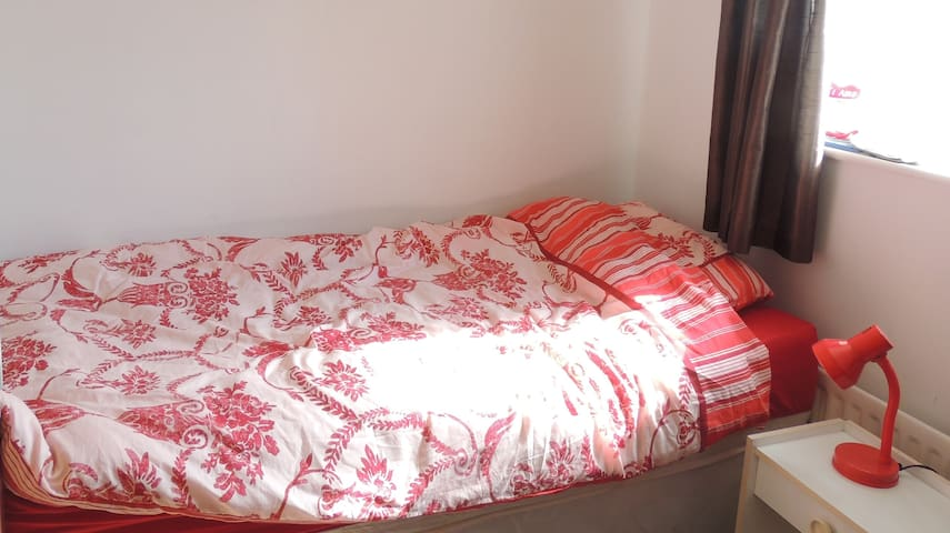 Single room in Lenton-Nottingham - Nottingham - Hus