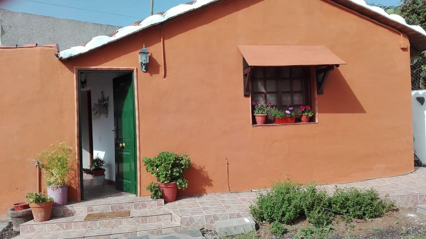 Preciosa y tranquila casa rural - Santa Cruz, Teneriffa - Talo
