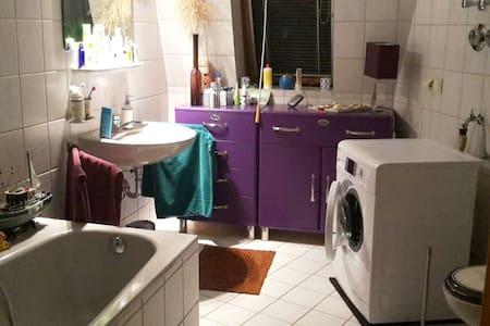 Zimmer in zentraler Lage - Magdeburg - Apartamento