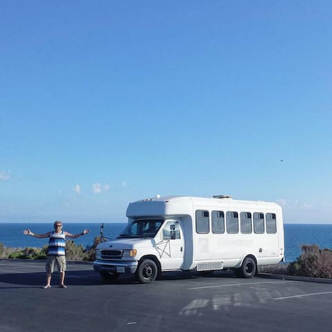 Bus / Motorhome / RV (SF) - Pacifica - Campingvogn