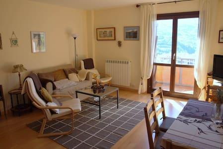 Apartamento moderno y acogedor - Panticosa - Lejlighed