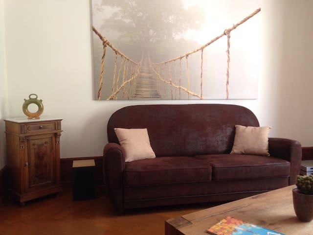 Le Mesnil - (appartement entier) - Le Brassus - Dom