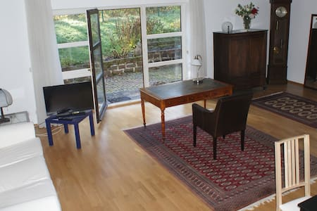 Adorable spacious 1-room apartment - Starnberg - Ev