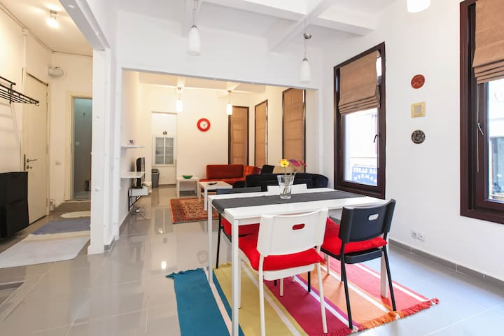 Cosy flat at the heart of İstanbul
