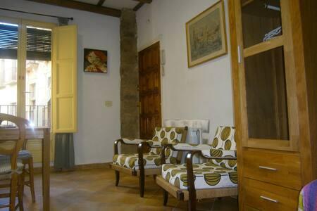 Estudio en el centro del Barri Vell - Girona - Lägenhet