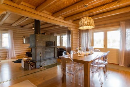 Big Cottage with Sauna - LapElf Pine