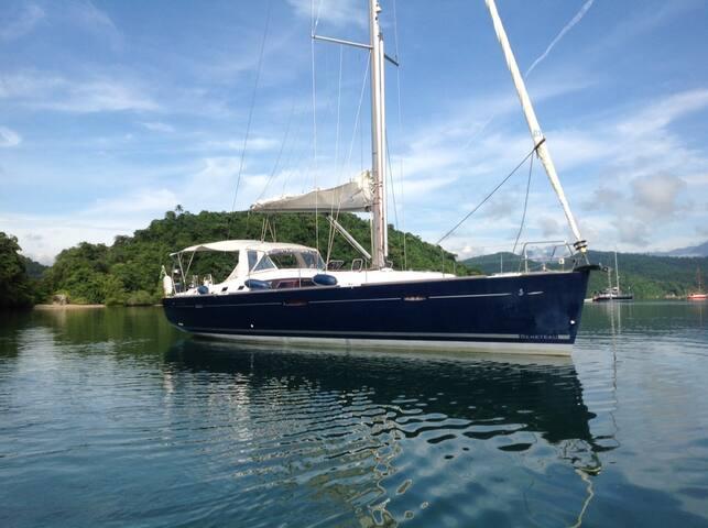Veleiro Oceanware - Beneteau 50 pés