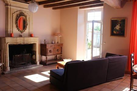 Maison familiale - Soubran - Casa