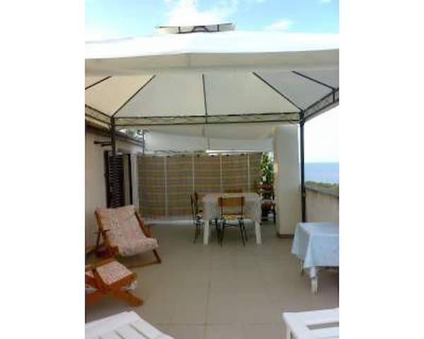 AL MARE IN CALABRIA - Montegiordano marina - อพาร์ทเมนท์