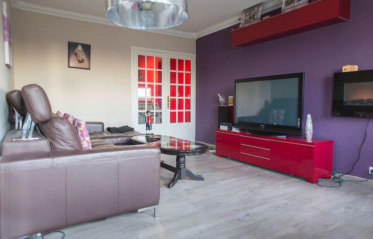 Superbe T5 proche  Zénith de Rouen - Le Grand-Quevilly - Appartement