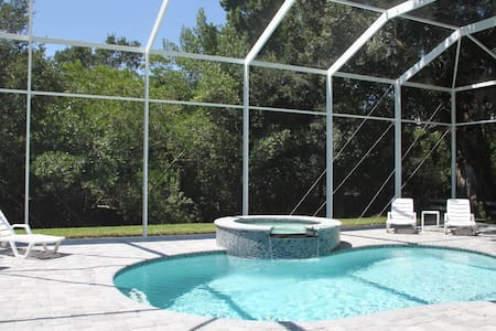 1 Rm Guest Studio-Private Ent-2ndFL - Bonita Springs - House