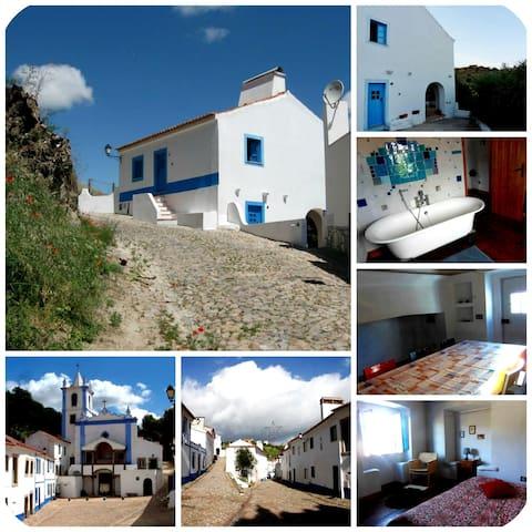 Swallow's house in sunny Alentejo - Brotas,Mora - Hus