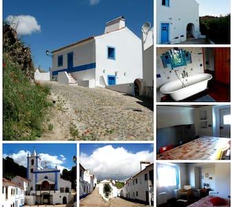 Swallow's house in sunny Alentejo - Brotas,Mora - Rumah