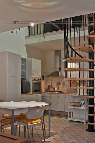 Appartamento Ivrea Centro storico - Ivrea - Appartement