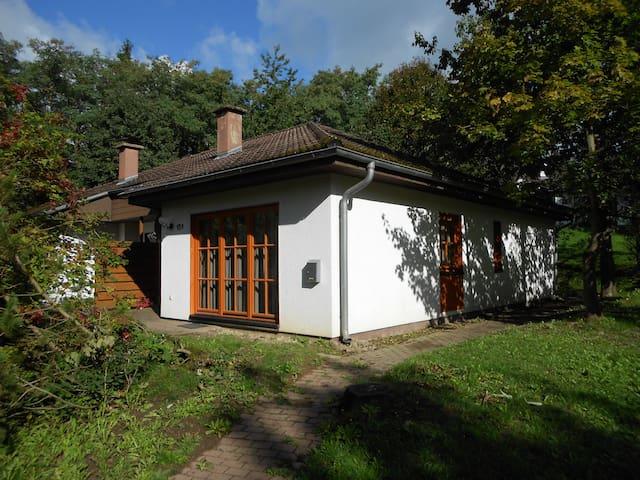 Sfeervol Sauerland - Frankenau  - Frankenau - Bungalow