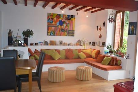 Charmante maison, idéale en famille - Bussy-en-Othe